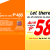 Piso Fare Alert: July on-going promo fares